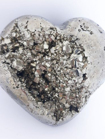 Corazón de Pirita
