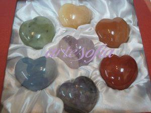 Minerales Chakras