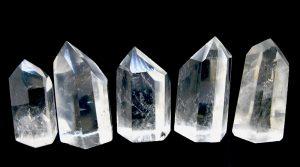 Cuarzos Cristal. Artesofía